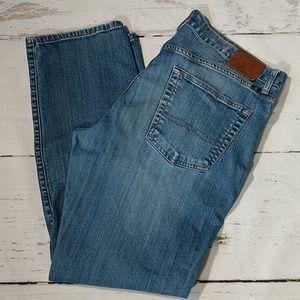 Lucky Brand 221 Original Straight Jeans 36x32